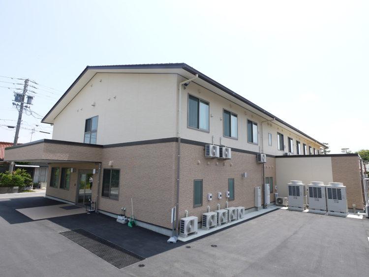 愛知県愛西市・稲沢市 住宅型有料老人ホーム新築工事 施工事例