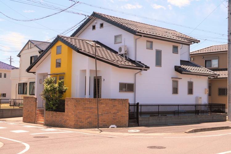 住宅の外装塗り替え工事