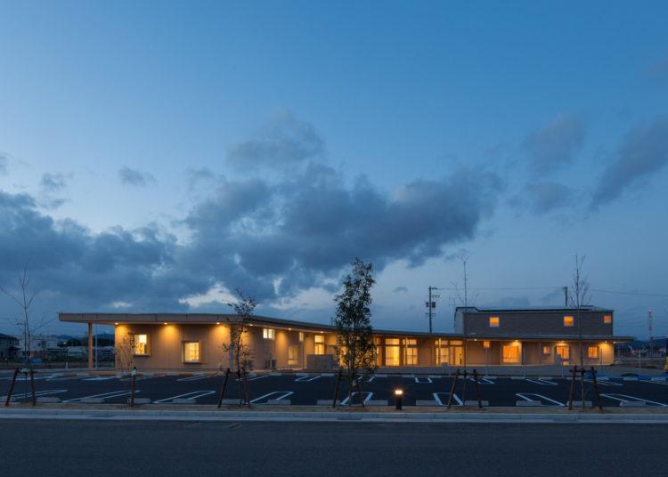 木造平屋建て 北方町こども児童館/一般建築 施工事例