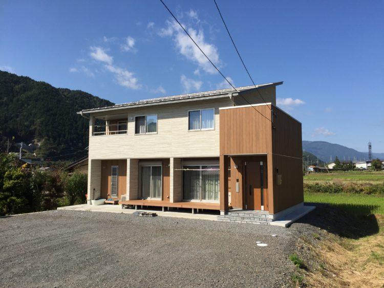 郡上市大和町 陽のあたる家 新築住宅設計施工