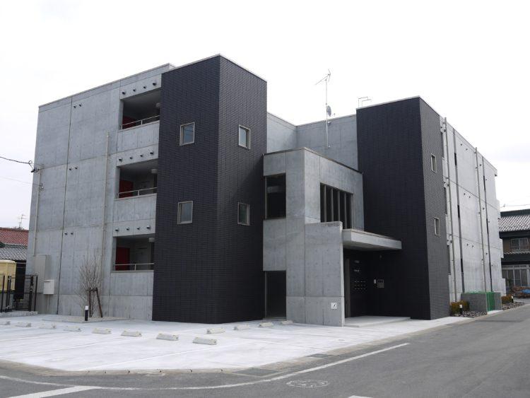 愛知県小牧市RC賃貸マンション