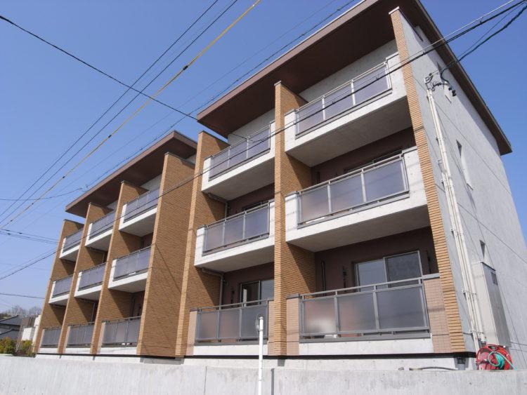 高級感あふれる賃貸マンション「アズール」春日井市中部大学近く・学生向け