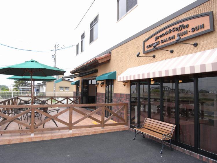 こだわりの喫茶店