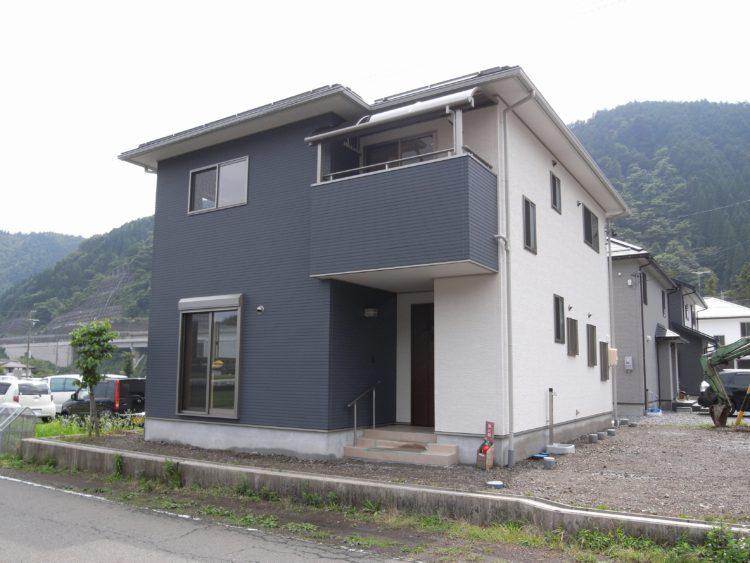 デザイナーズ住宅「コンテンポラリー38.5坪」 郡上市 住宅施工事例