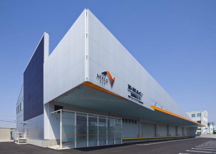 岐阜県各務原市 E-MAC様技術研修センター 一般建築施工事例
